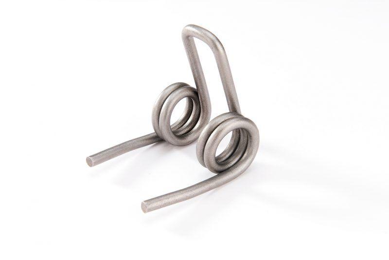 Leg springs - Schumacher GmbH - Federn- und Stanztechnik, Attendorn/Germany