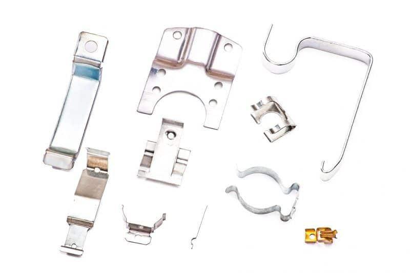 Stanzteile - Schumacher GmbH - Federn- und Stanztechnik, Attendorn